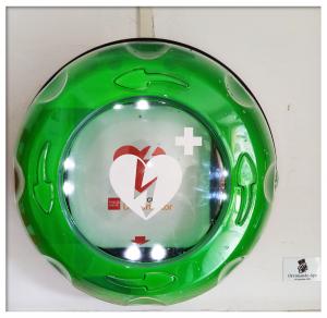 defibrillatore orvinio